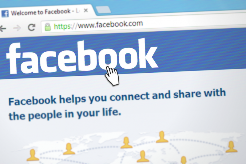 社群網站巨頭臉書承認,多達1.26億名美國臉書用戶在選舉期間,可能受到俄國網軍的不實訊息影響。(圖/pixabay)