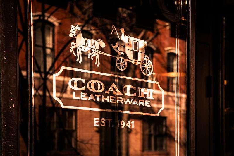 COACH於週三(10月11號)突然宣布改名,震撼各界,引起網上極大的討論。(圖 / WestportWiki@ wikimedia commons)