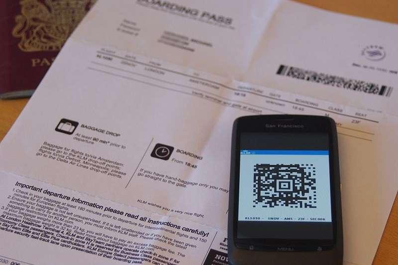 使用第三方網購平台訂機票要小心,注意看細則才不會被多收不必要的費用!(圖 / Mtcv @wikimedia commons)