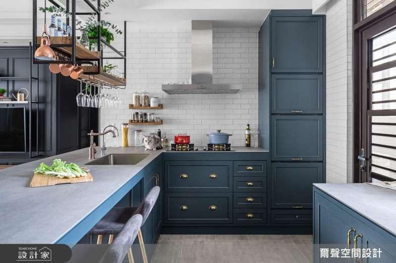 很多人都覺得廚房清潔是件苦差事,其實做好這5大重點就能事半功倍!(圖/設計家Searchome提供)