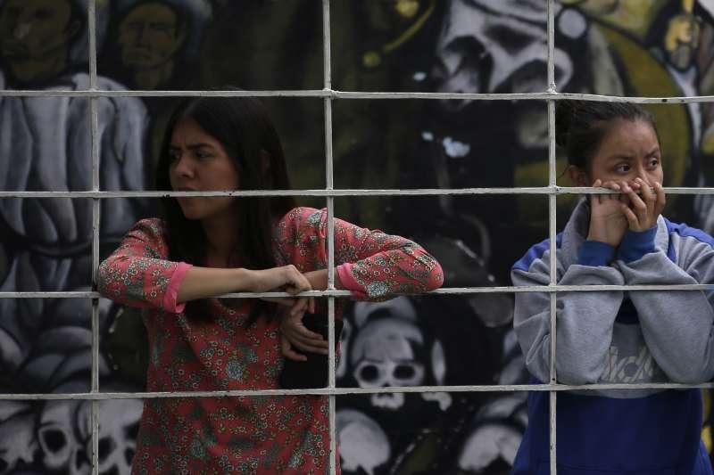 墨西哥針對女性的暴力犯罪日益猖獗(美聯社)