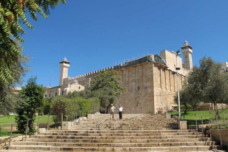 希布侖古城(Old City of Hebron),世界遺產(Ooman@Wikipedia / CC BY-SA 3.0)