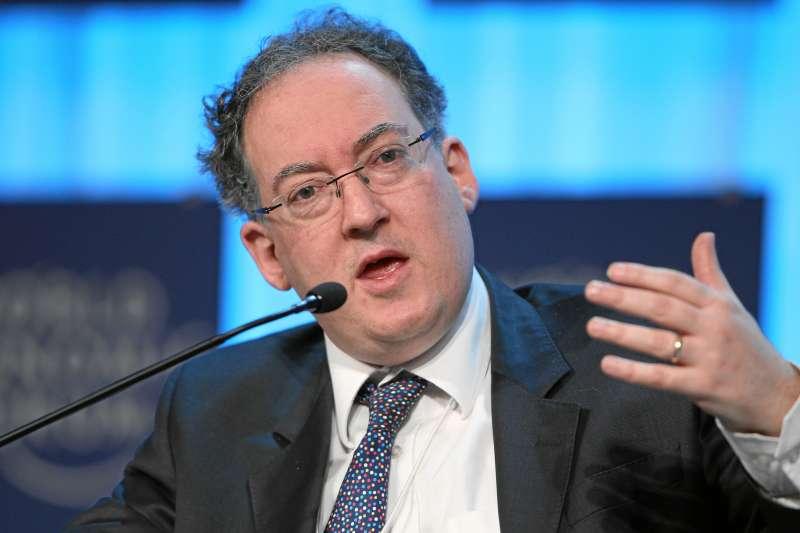 《東方化:中國印度將主導全球》一書作者拉赫曼(Gideon Rachman)(World Economic Forum@Wikipedia / CC BY-SA 2.0)