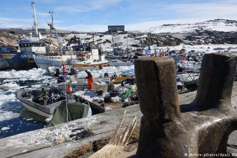 格陵蘭討價還價式獨立進程。(德國之聲)