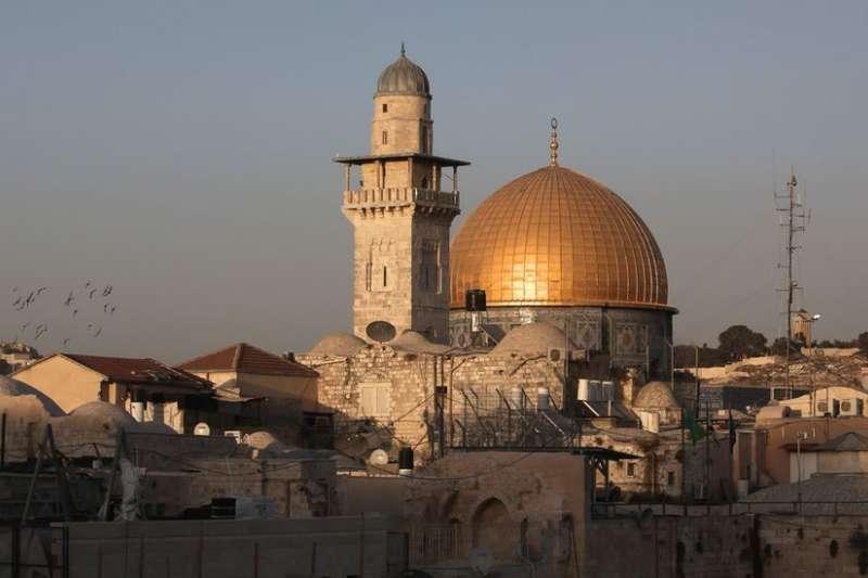 去年聯合國教科文組織通過議案批評以色列在耶路撒冷及西岸地區的活動。(BBC中文網)