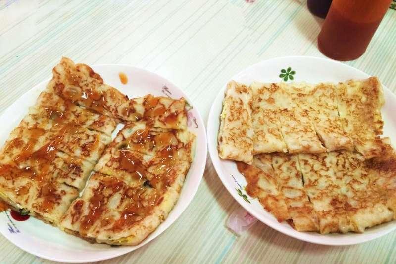 讓本地人為你推薦,中式早餐特有的傳統味道!(圖/阿公阿婆蛋餅@facebook)