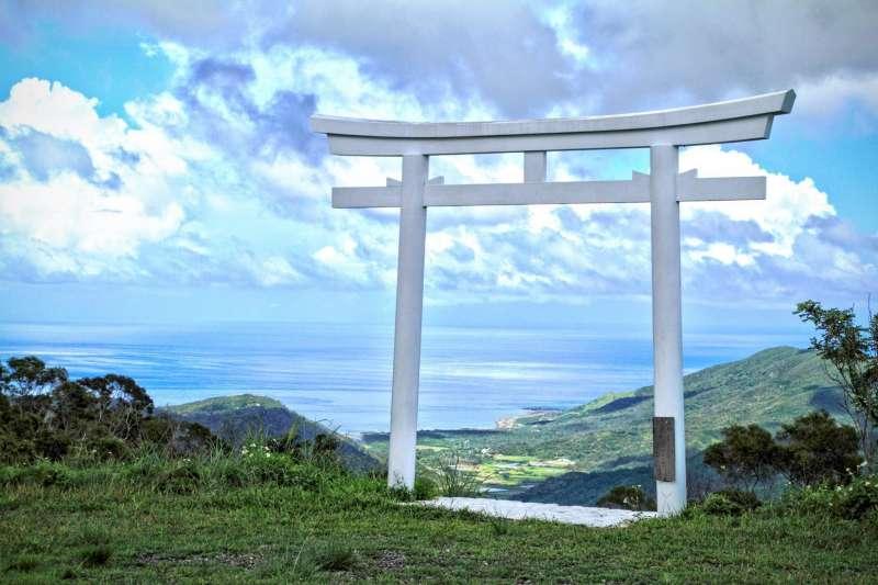 誰說想看鳥居跟神社一定要去日本?台灣也有啊。(圖/台東機車日誌@facebook)