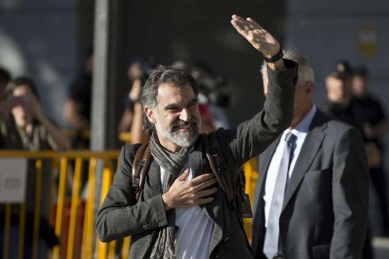 西班牙法院下令監禁支持獨立的加泰隆尼亞文化協會主席庫伊薩特(AP)