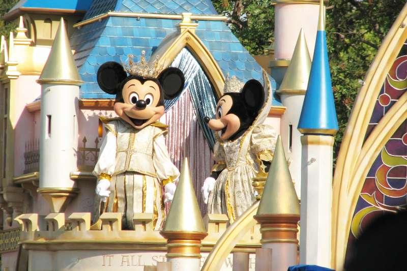 位於佛州的迪士尼樂園,擁有超過五萬名員工。(圖/Barry Mulling@flickr)