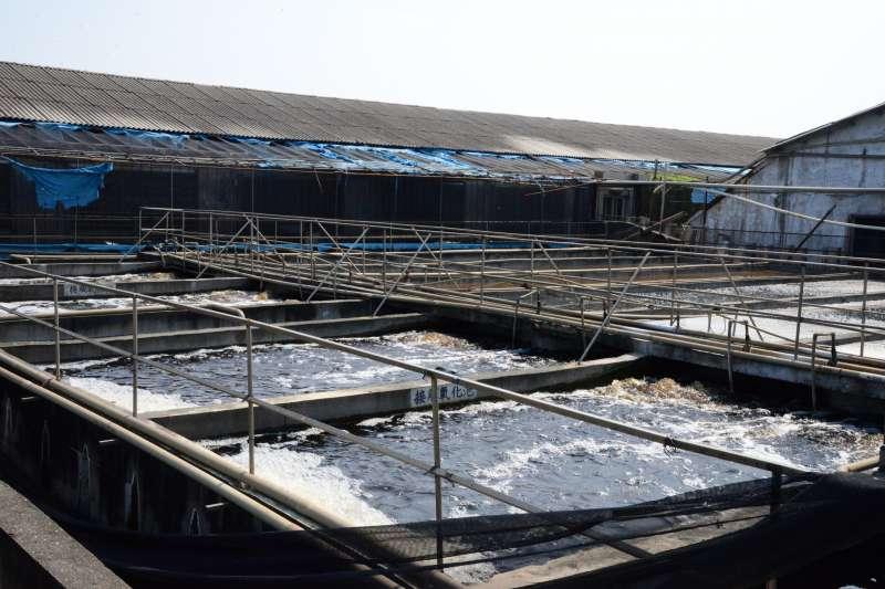 2017-10-19-雲林縣全民牧場廢水處理。養豬場。沼氣共生。(取自雲縣府網站)