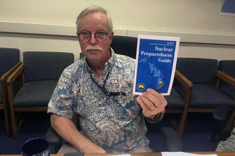 夏威夷  核爆生存指南