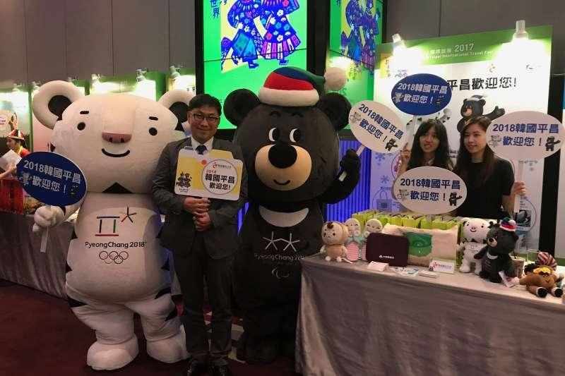 ITF記者會-韓國觀光公社台北支社全東炫支社長(圖/韓國觀光公社提供)