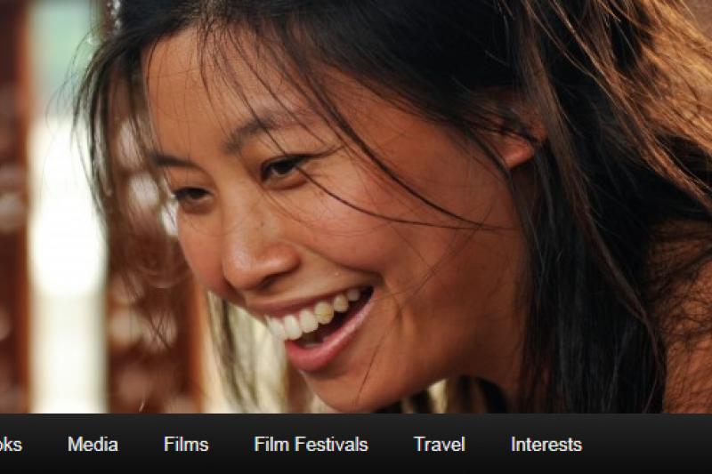 台裔美籍作家李懷瑜以自身被性侵陰影創作的小說《生命暗章》獲英國衛報「非布克獎」。(圖/www.winniemli.com/)