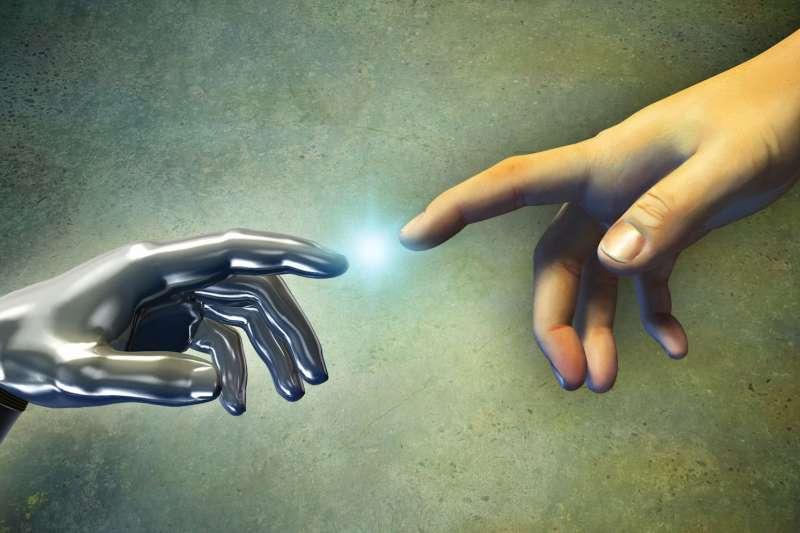 與其一味恐慌機器人的發展,不如好好了解並持續留意相關知識,保有思考、應變能力才不會它們被取代。(圖/維京人酒吧提供)