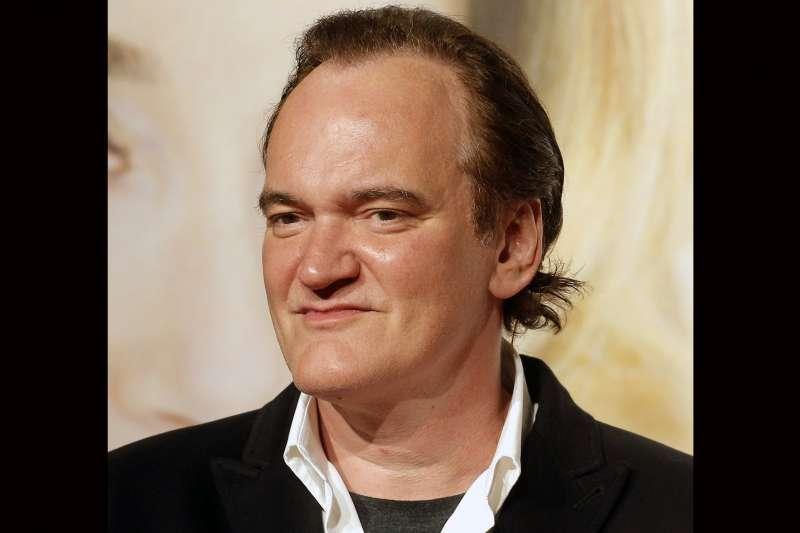 好萊塢名導演昆丁塔倫提諾(Quentin Tarantino)(AP)
