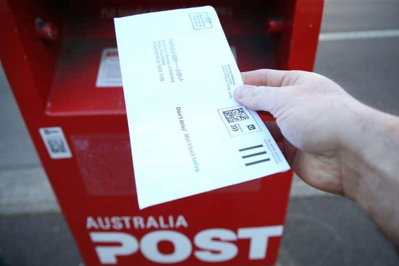 澳洲同性婚姻「郵寄公投」將在11月7日結束(AP)