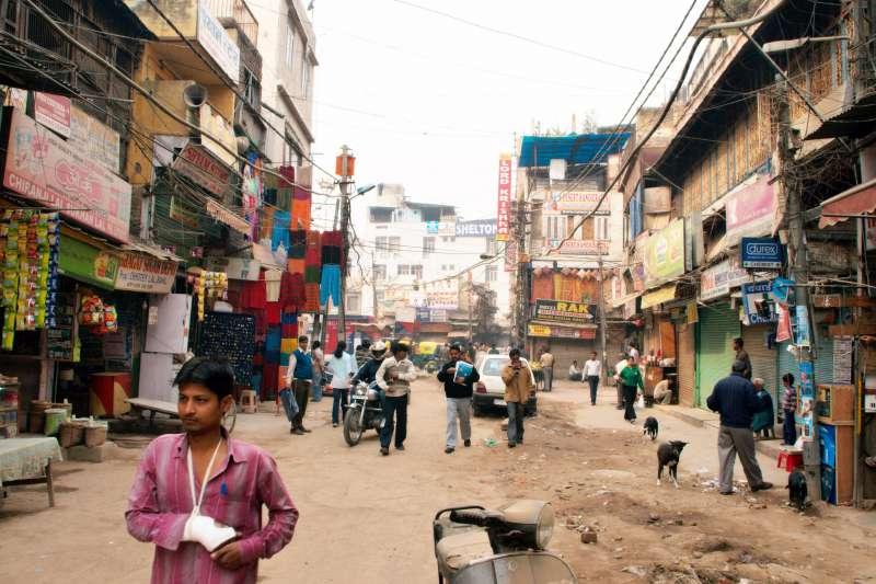 台灣人眼中的落後國度「印度」,如今卻是年輕人出國工作的首選地。(圖/Christian Haugen@Flickr)