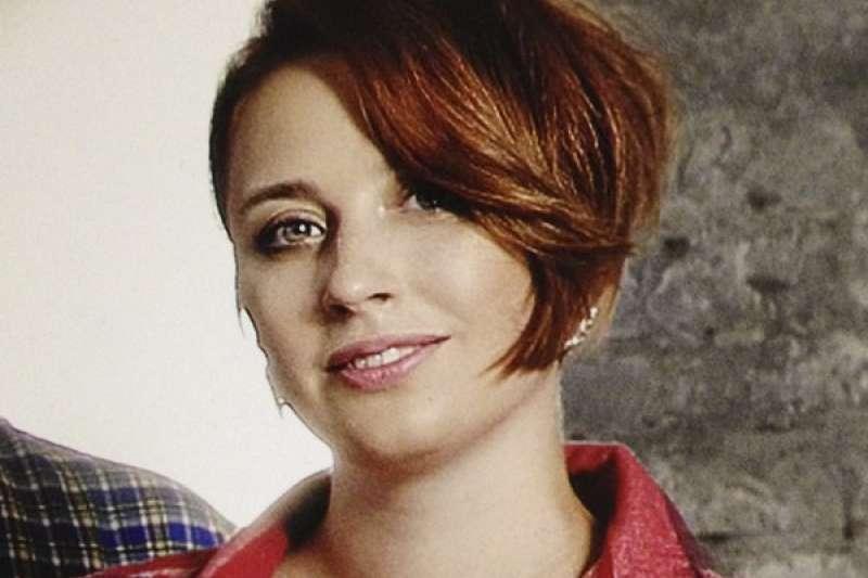俄國知名女記者費根高爾(Tatyana Felgenhauer)遇刺重傷。(美聯社)