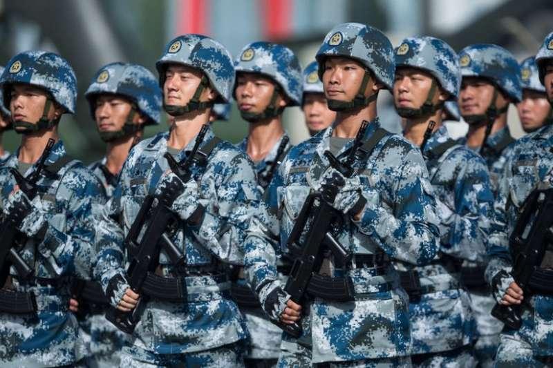 自中國主席習近平上場後,中國軍隊已經經歷許多改革。(BBC中文網)