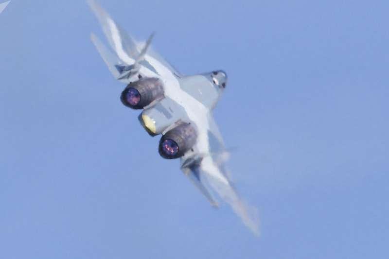 印度斯坦航空公司主張與俄國聯合研發五代戰機。(Sputnik/ Ramil Sitdikov)