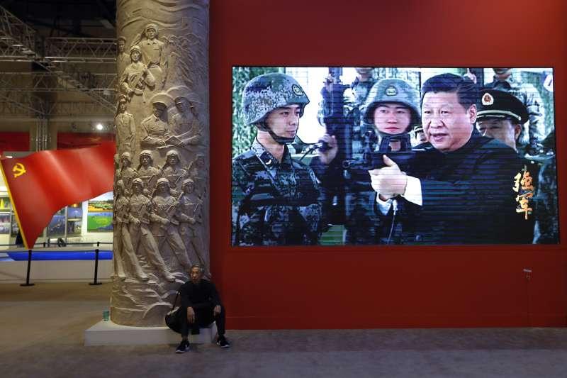 2017年10月18日至24日,中共十九大在北京召開(AP)
