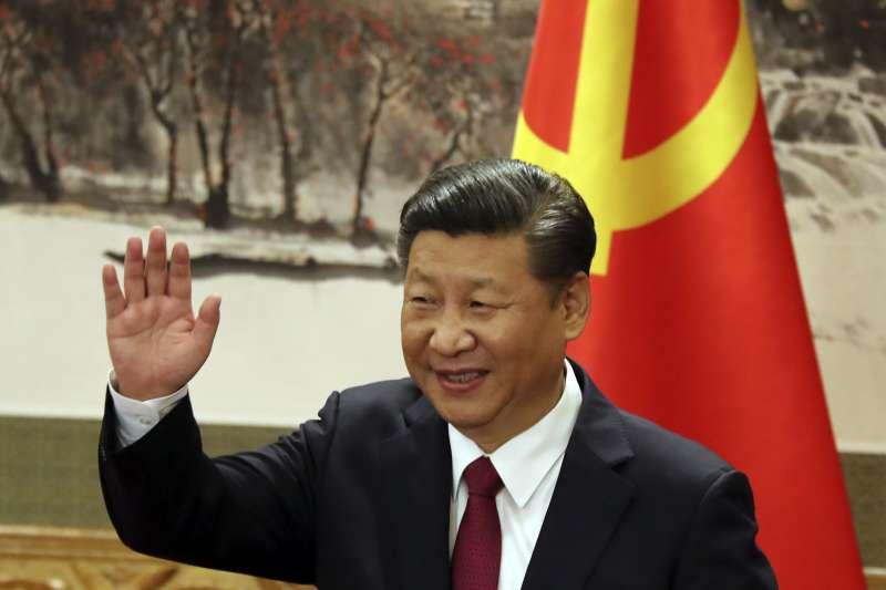 中共總書記、中國國家主席習近平(AP)