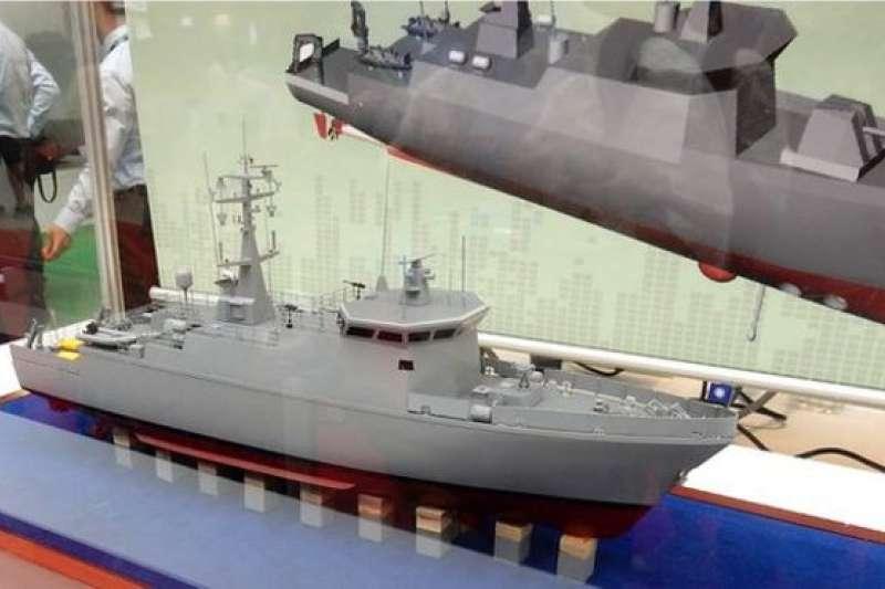 台灣海軍的第一艘新型掃雷艇(獵雷艦)原本應該在今年7月返台,但是船沒回來卻爆出承包商發生財務困難等問題。(BBC中文網)