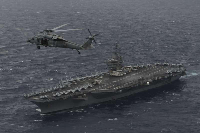 美國海軍航空母艦尼米茲號(USS Nimitz)(美國海軍)