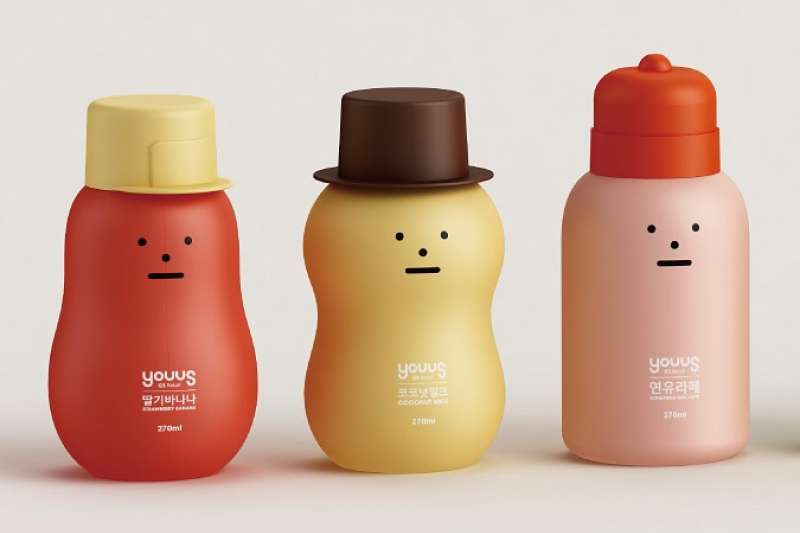 超療癒可愛零食不是只有日本超商有!現在台灣便利商店也推出了一系列,不用飛國外也買得到!(圖/取自Sticky Monster Lab臉書粉專)