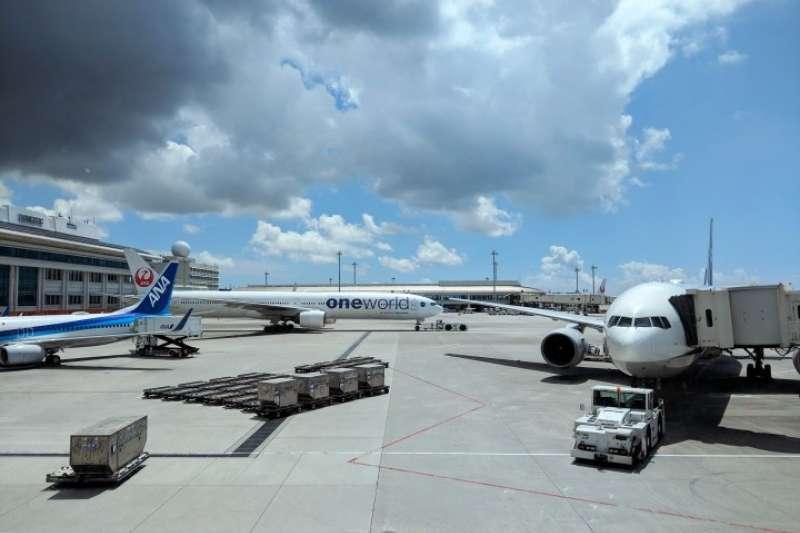 在日本境內遊玩,以飛機為交通工具有時更快甚至更便宜喔!(圖/matcha)