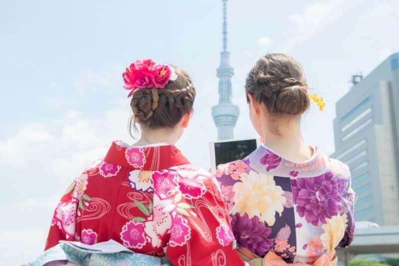 日本旅遊景點總是被觀光客包圍,這幾個特色場所才能體驗並深入當地文化。(圖/matcha)