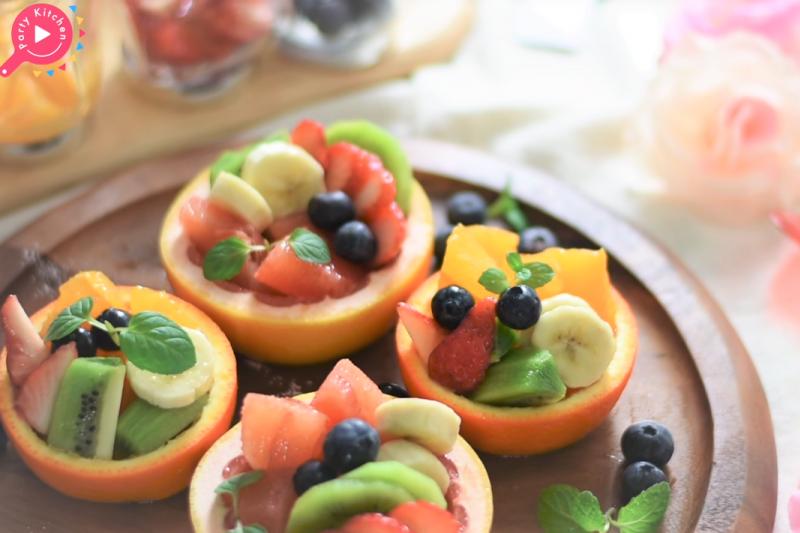 不是任何水果都能多吃,這10種水果熱量、糖分超高,減肥須當心!(圖/Party Kitchen - パーティーキッチン@youtube)