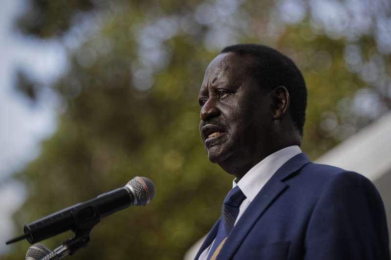 肯亞總統大選:在野黨領袖奧汀格又落敗,痛批選舉毫無改進,依然舞弊(AP)
