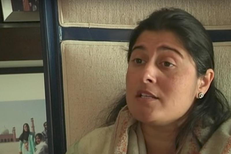 女導演歐伯欽奈(Sharmeen Obaid-Chinoy)致力為女性發聲。(網路截圖)