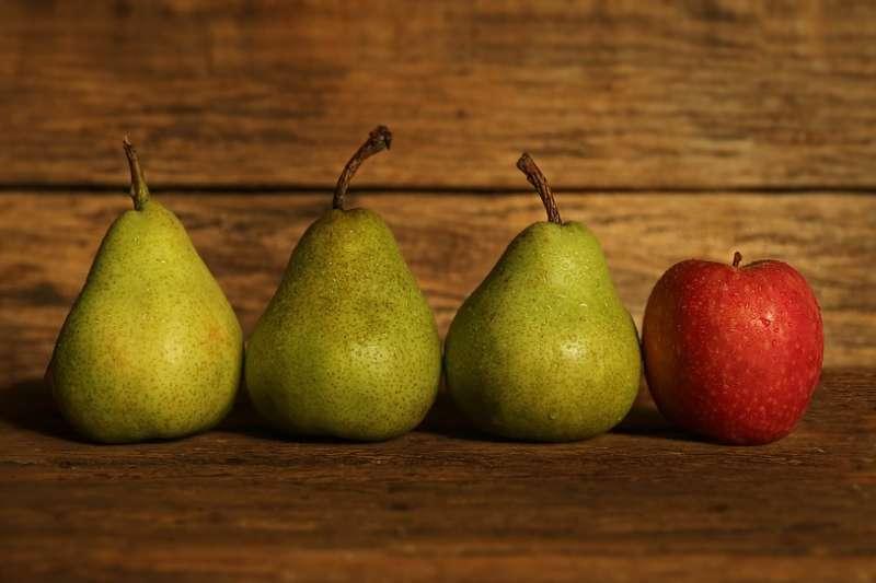 秋天想養生不妨多吃梨子、白木耳等白色食物,可滋陰潤燥。(圖/Desertrose7@pixabay)