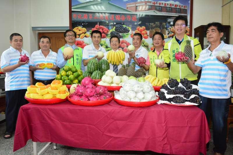 文中指出,隨著短鏈趨勢到來,台灣生產之農產品,究竟要在全球供應鏈中扮演何種重要角色?(資料照,圖/彰化縣政府提供)