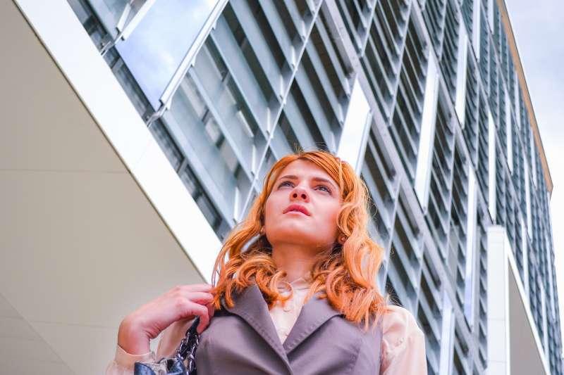 東京不動產女王:任性用在全力以赴的行動力。(圖示非本人,圖片來源:greekfood-tamystika@pixabay)
