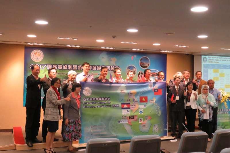 為配合新南向政策,國家衛生研究院日前宣布,將與越南、柬埔寨及馬來西亞等東南亞國合作,成立「亞太腸病毒偵測網絡」。(取自衛福部網站)