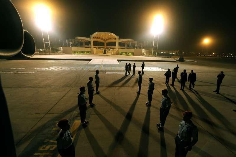 沙烏地阿拉伯首都利雅德的哈利德國王國際機場(King Khalid International Airport)(Wikipedia / Public Domain)