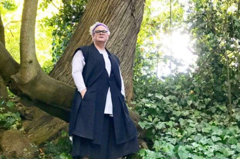 Facebook 產品設計總監 Ana Arriola此次與MOT TIMES 分享她 20 多年來勇闖產品設計界的精采故事。(圖/Ana Arriola)