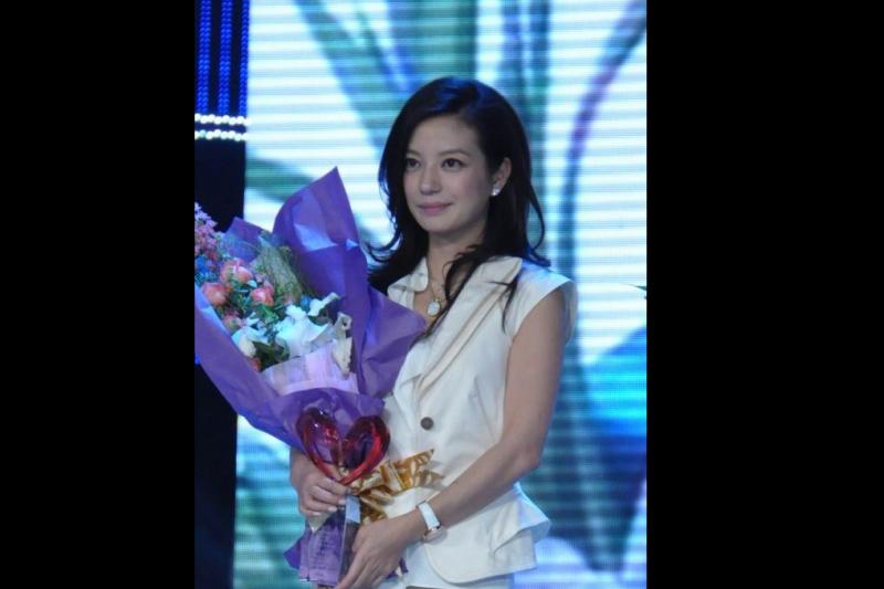 中國女星趙薇被捲入〈天堂文件〉離岸資產風暴。(圖/Chinese Aladdin@wikipediaCCBYSA3.0 )