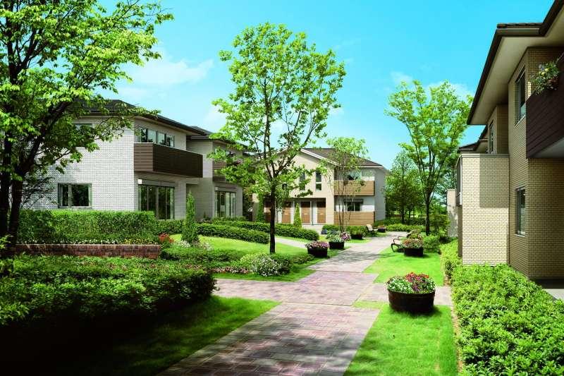 買房子不容易,在空間設計上應考慮實用性,什麼樣的空間設計能住到年老?全齡通用宅的概念正符合所有年齡層的需求。(僅為示意圖/台灣松下營造 / PanaHome Taiwan@facebook)