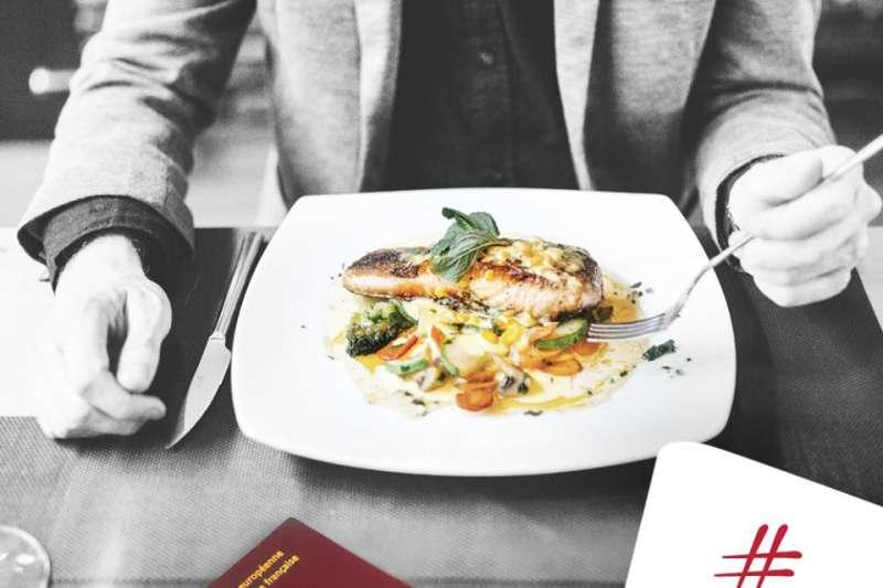 米其林官方強調,美食探員評量標準「就是菜餚,菜餚是一切,只有菜餚。」(圖/Guide MICHELIN FR@facebook)