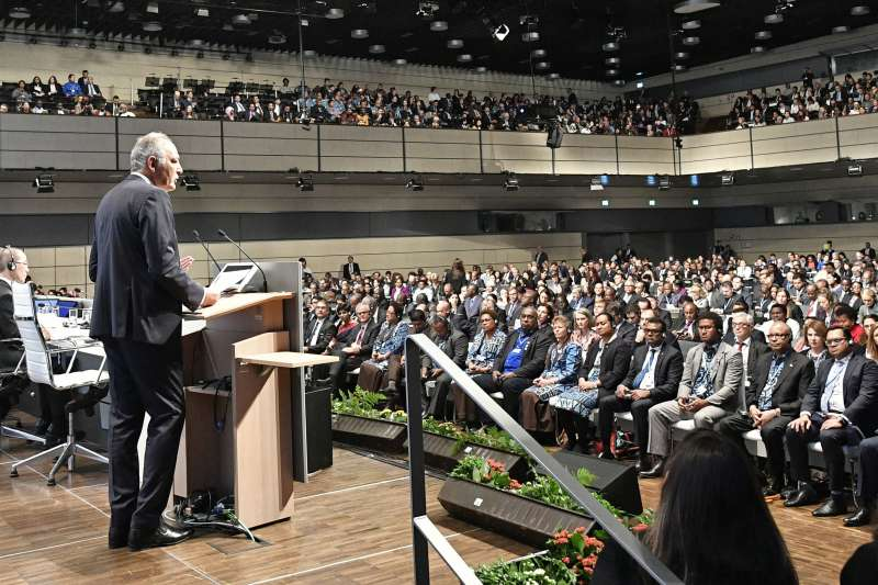 聯合國氣候變遷會議今年於11月6日-17日在德國波昂舉辦。(資料照,美聯社)