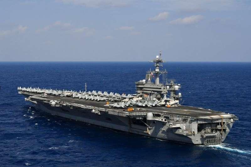 美國海軍核動力航空母艦老羅斯福號(USS Theodore Roosevelt)(USS Theodore Roosevelt FB)