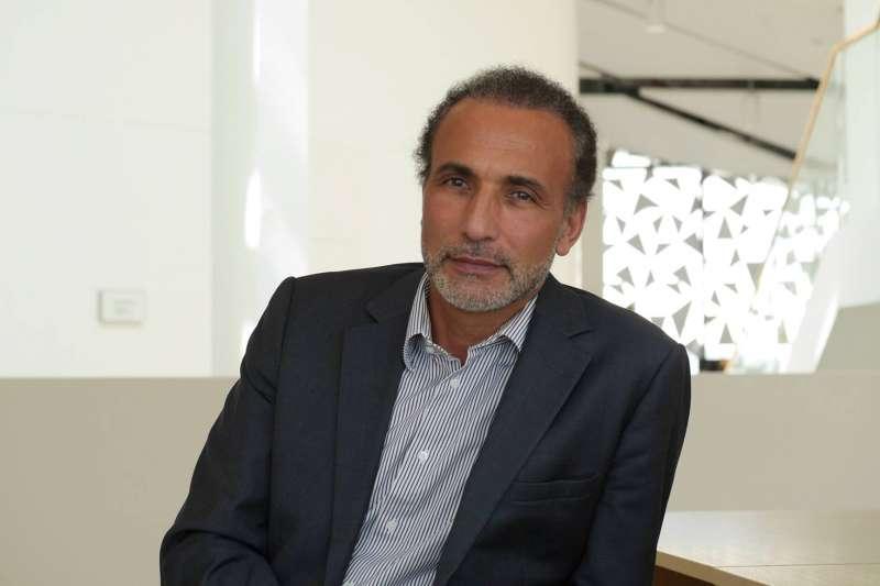 牛津大學教授、當代知名伊斯蘭學者拉瑪丹。(圖/Tariq Ramadan臉書)