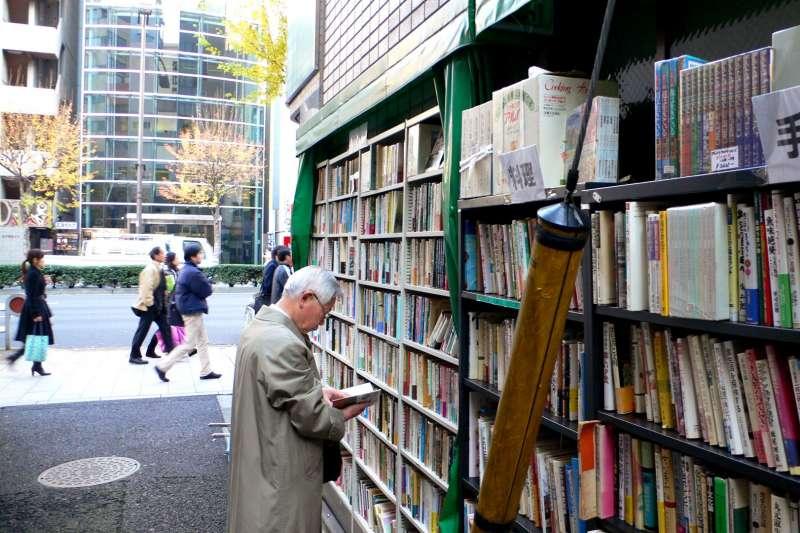東京最具代表性的「書街」,值得眾人一訪。(圖/Doing@Flickr)