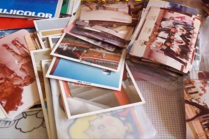 花點時間好好整理老照片,把消逝已久的記憶重新回味一遍。(示意圖擷取自Youtube)