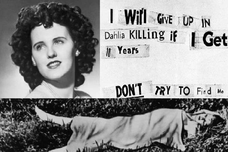 「黑色大理花」命案被稱為「洛杉磯史上最著名懸案」。(圖/言人文化提供)