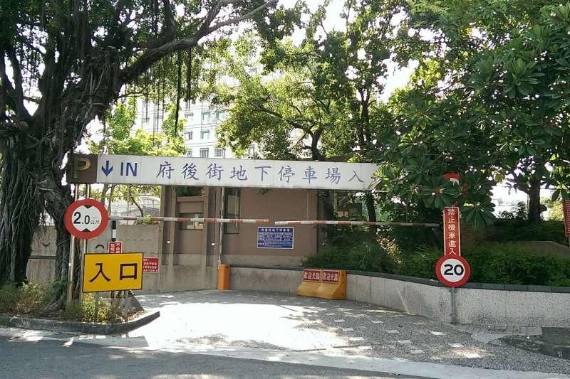 台中市公有停車場月票改以抽籤登記,車主無須排隊等機會。(圖/台中市政府提供)